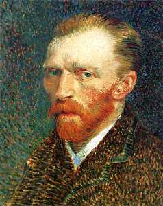 Vincent Van Gogh - autoritratto