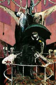 Francis Bacon - pittura , 1946