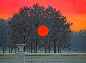 Rene Magritte - Il Banchetto