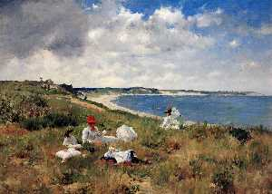 William Merritt Chase - ore di inattività