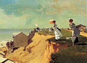 Winslow Homer - ramo lungo , new jersey