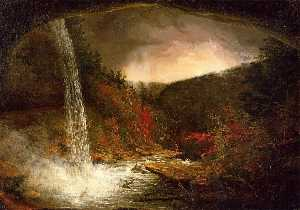 Thomas Cole - Kaaterskill Cascate