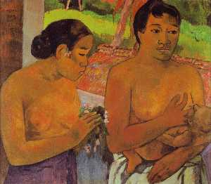 Paul Gauguin - L Offerta