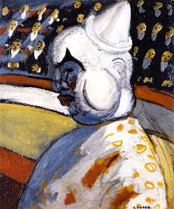 Auguste Chabaud - il clown