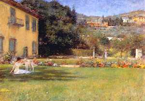 William Merritt Chase - buono amici