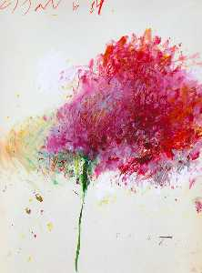 Cy Twombly - Proteus