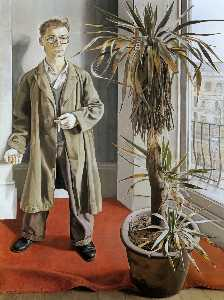 Lucian Freud - Interna a Paddington