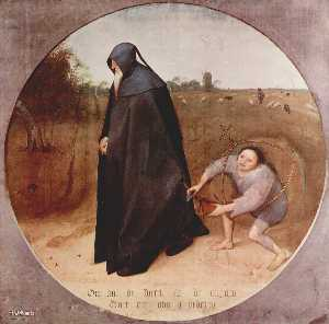 Pieter Bruegel The Elder - Misantropo