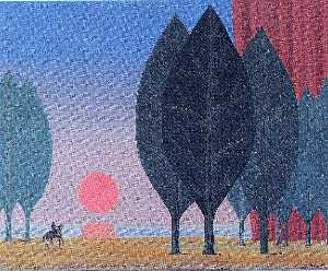 Rene Magritte - Bosco di Paimpont