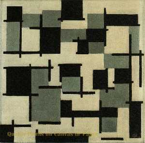 Theo Van Doesburg - composizione xiii