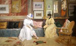 @ William Merritt Chase (651)