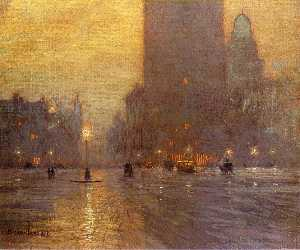 Lowell Birge Harrison - Madison Quadrato