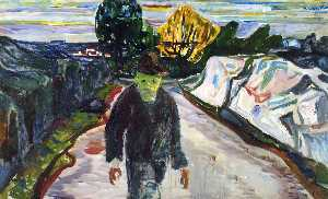 Edvard Munch - L Assassino