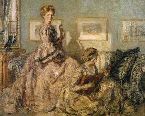 Philip Wilson Steer - il musica camera
