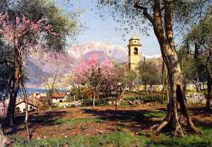 Peder Mork Monsted - Cattedrale di st . Andrea Chiesa Problema
