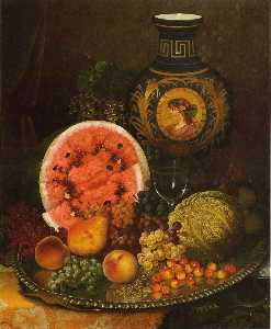 William Mason Brown - ancora la vita con frutta e le..