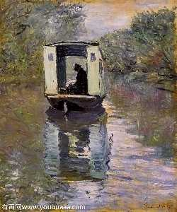 Claude Monet - Il Barca Studio