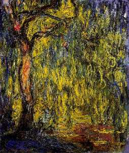 Claude Monet - Salice Piangente