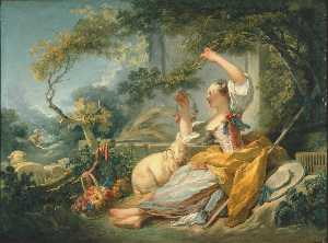 @ Jean-Honoré Fragonard (146)