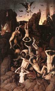Dieric The Younger Bouts - INFERNO