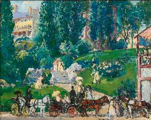 Gifford Beal - piccolo parco