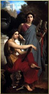 William Adolphe Bouguereau - Arte e Letteratura