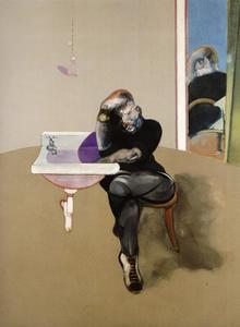 Francis Bacon - self-portrait , 1973 nn