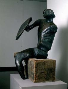 Henry Moore - il guerriero