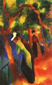 In Donna August Verde 1887 Di 1914 Giacca Macke Germany 1913 zxqwZZd0 Un vwx50IftIq