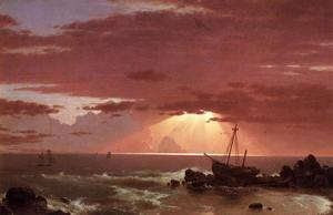 Frederic Edwin Church - Il Relitto