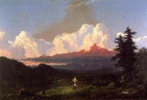 Frederic Edwin Church - al memoria di `cole