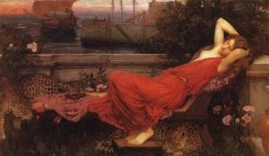 @ John William Waterhouse (251)