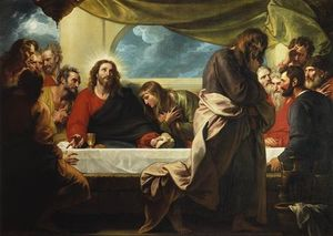 Benjamin West - L ultima Cena