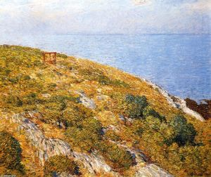 Frederick Childe Hassam - Isles of Shoals 3