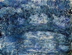 Claude Monet - Il ponte giapponese 5
