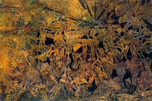 Max Ernst - Esplosione it catedral un..