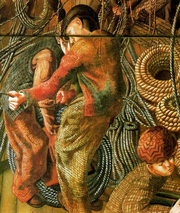 Sin título 3 di Stanley Spencer (1891-1959, United Kingdom)