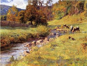 Theodore Clement Steele - Tennessee Scena