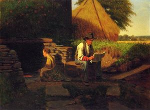 Jonathan Eastman Johnson - Catching aggiornati sulle ultime notizie