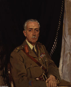 William Newenham Montague Orpen - 4 ° Charles Sackville ovest Baron Sackville