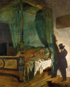 William Newenham Montague Orpen - The Empty Bed