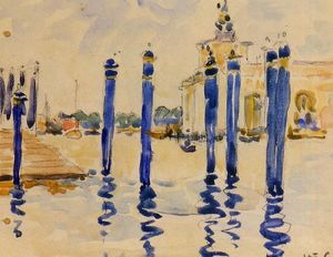 Henri Edmond Cross - La Donana, Venezia