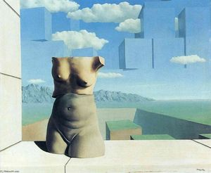 Rene Magritte - Le marce di  Estate