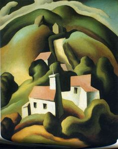 Thomas Hart Benton - Chilmark
