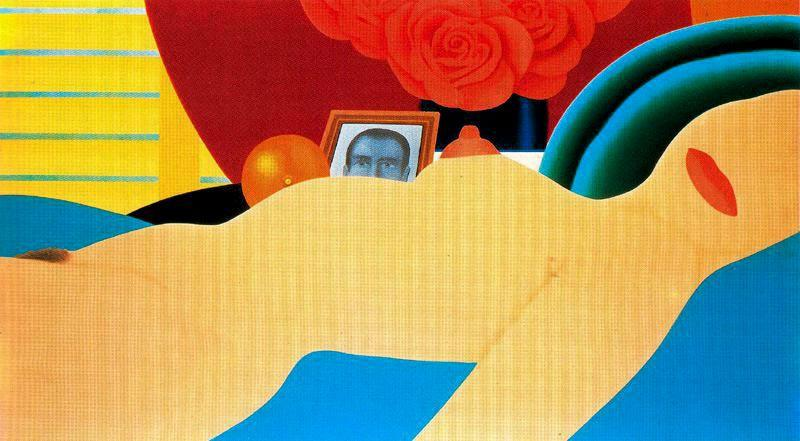 Nudo No 1   di Tom Wesselmann (1931-2004, United States)