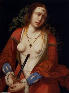 Master Of The Holy Blood - Lucrezia