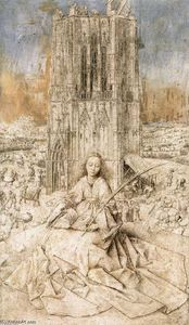 Jan Van Eyck - Santa Barbara