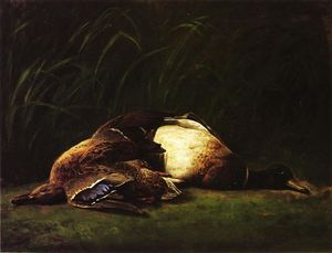 George Hetzel - Nature Mort - Gallina e D..