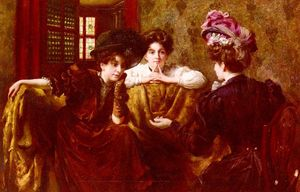 Thomas Benjamin Kennington - No Gossip