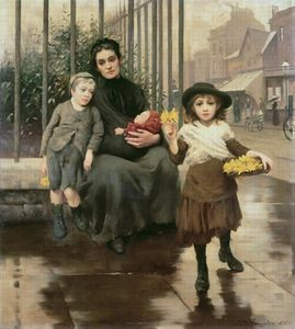 Thomas Benjamin Kennington - Il pizzico di povertà